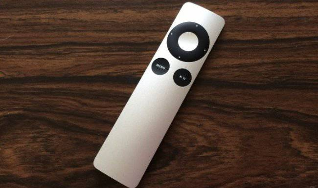 Apple TV 3 Remote