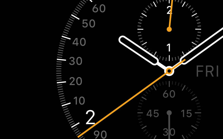 Apple Watch Dial