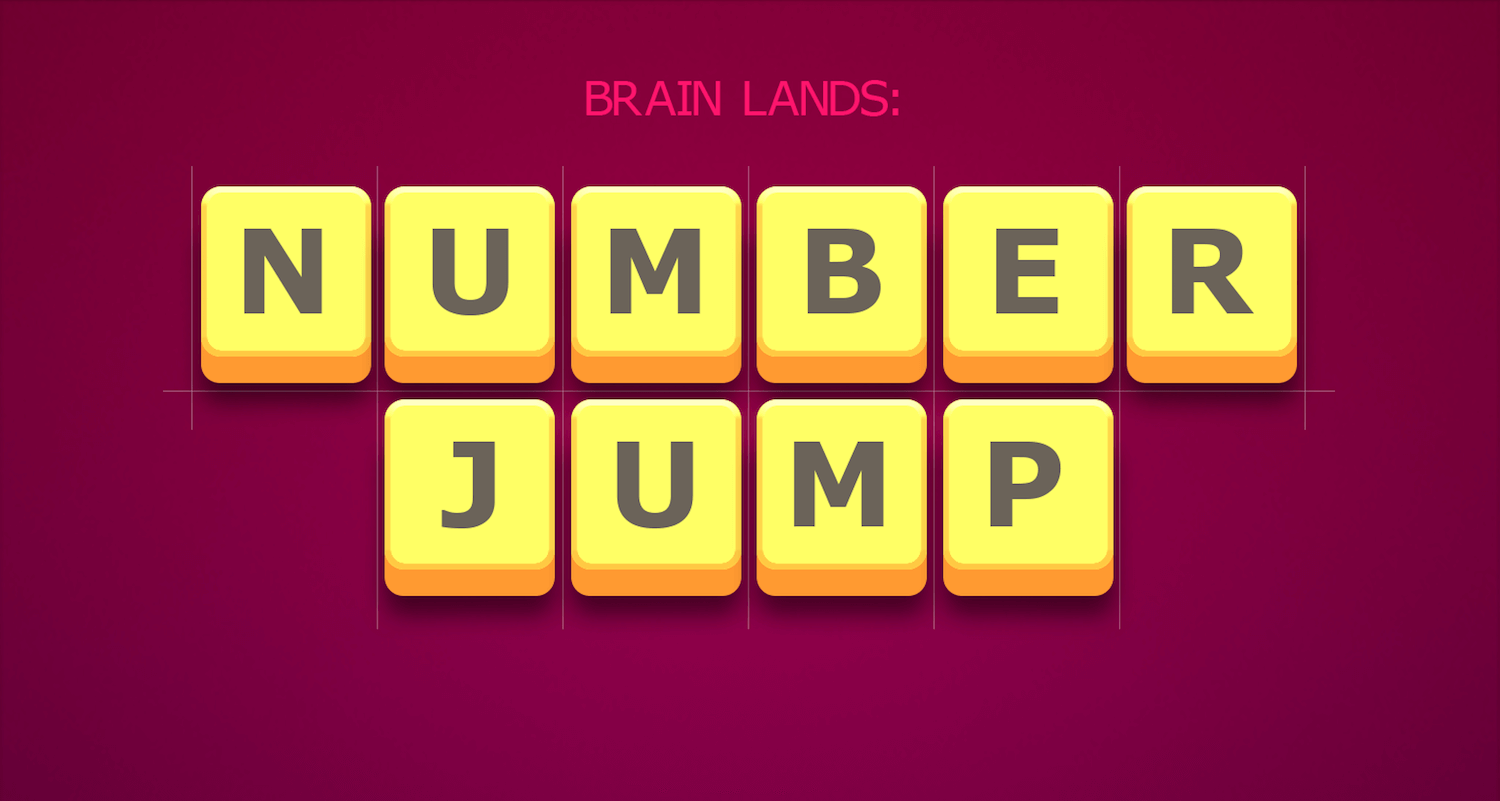 Brain Lands: Number Jump