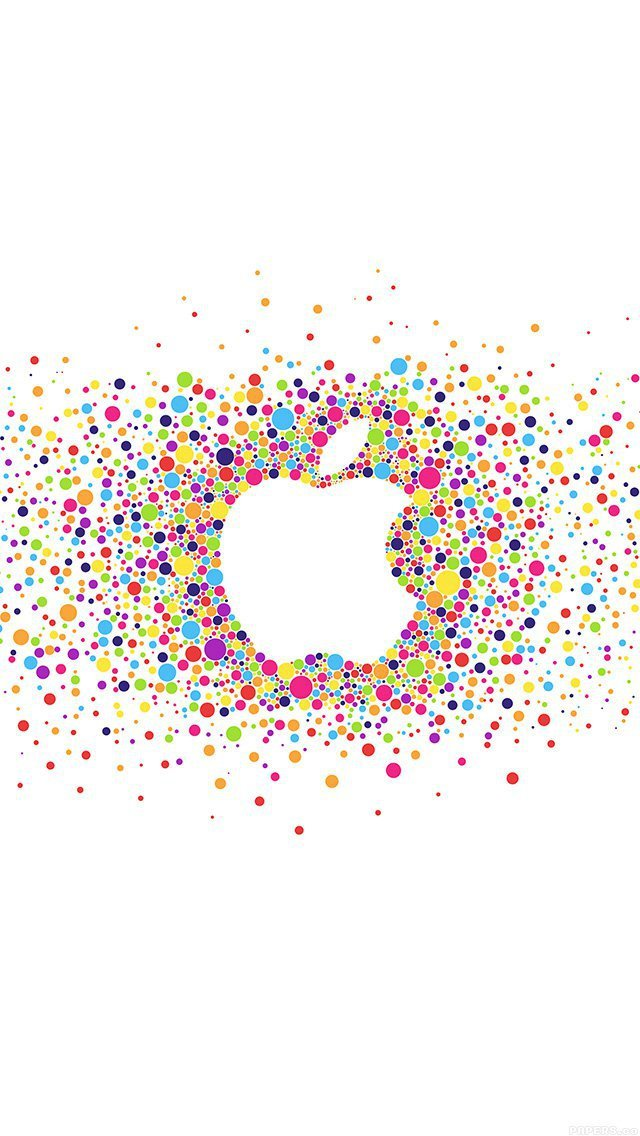 apple-rainbow-minimal-iphone-5