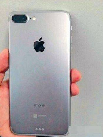 iPhone 7 leak photo