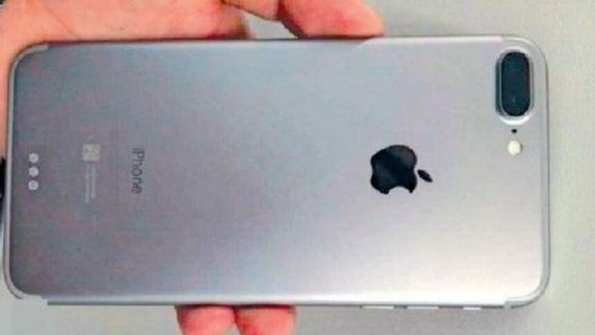 iPhone 7 leaked photo
