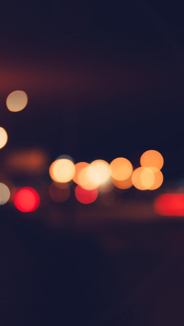 bokeh-dark-lights-night-art-simple-flare-iphone-5
