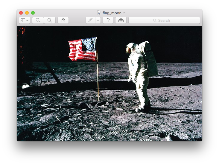 us-flag-moon