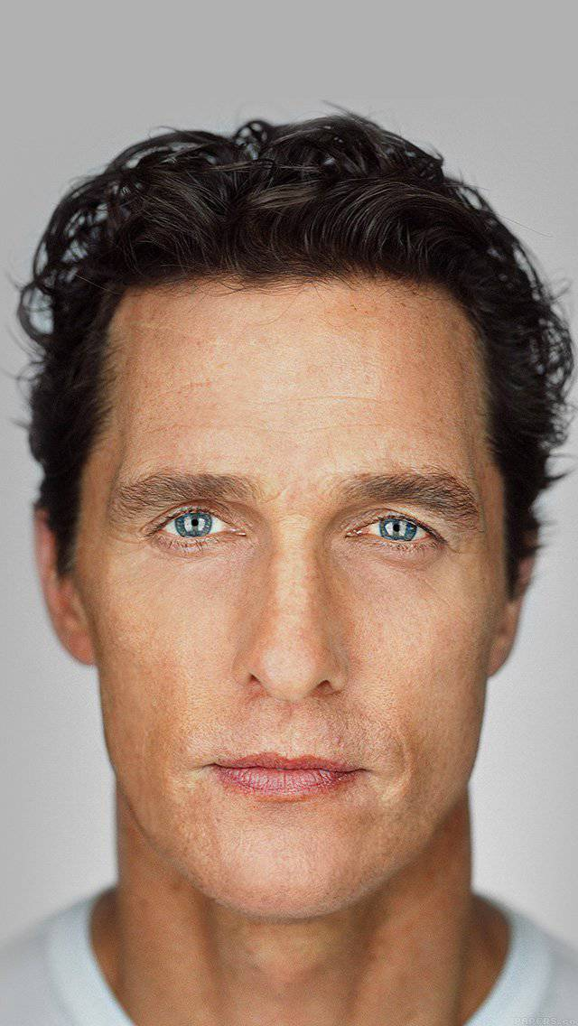 interstellar-celebrity-matthew-mcconaughey-iphone-5