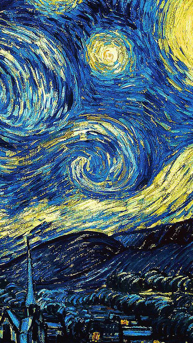 essay on starry night analysis 'starry night' was created in 1889, earlier that year van gogh decided to enter the asylum at saint-rémy 'starry night' was inspired by the view from his window in the asylum the painting was done on canvas with oil paints the height of the paint 7370cm & the height being 9210cm van gogh's night.