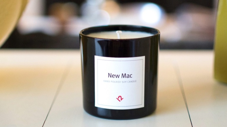 new-mac-candle