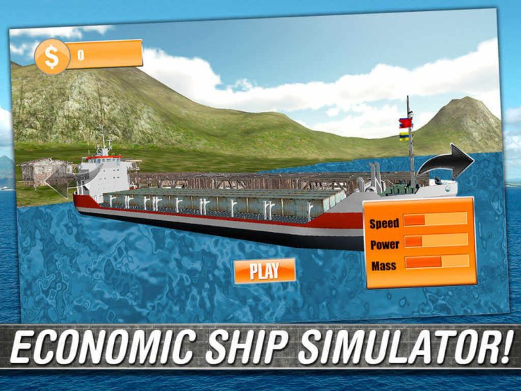Ship Simulator 3D: Sea Cargo