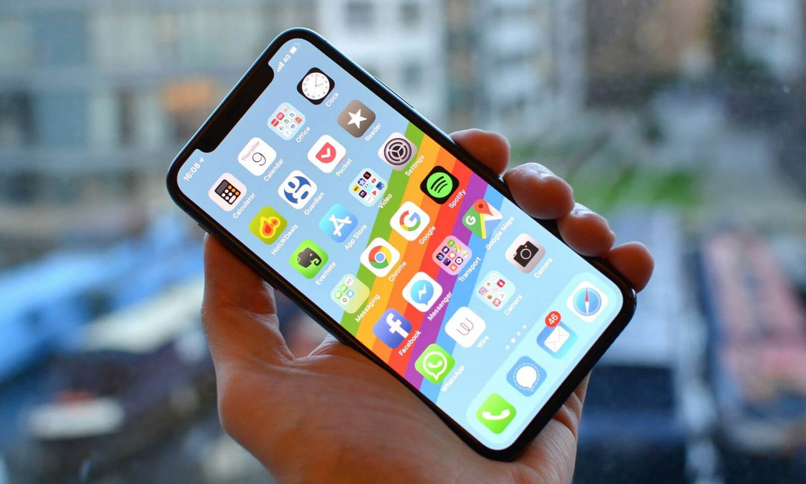 how to set up new iphone x from old iphone